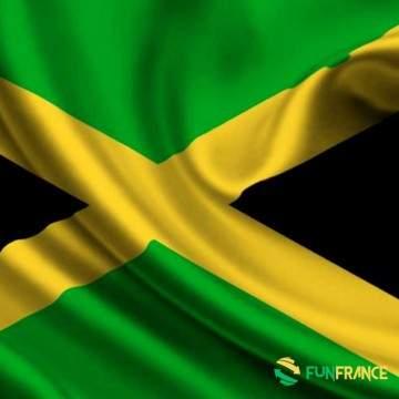 Drapeau Jamaïque 90x150cm