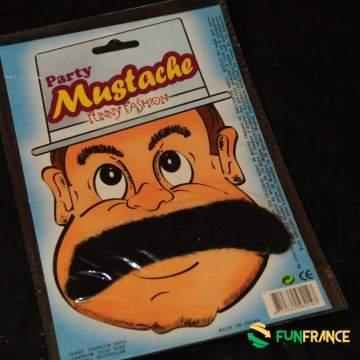 FUNFRANCE - E-Commerce Français : Fausse moustache (6 modèles au choix) - 3€/ht - Fausse moustache (6 modèles au choix)