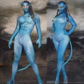 Combinaison 3D pour hommes ou femmes. Costumes de Cosplay, Halloween. Déguisement de scène et spectacles