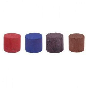 Fumigène spectacle coloré (2/4/6 pièces)