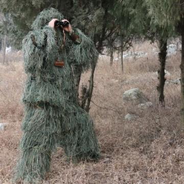 FUNFRANCE - E-Commerce Français : Tenue de camouflage (5 pièces) pour la fête ou pour vos virées en pleine nature - 37.81€/ht -