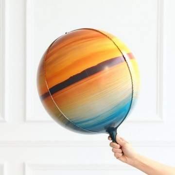 FUNFRANCE - E-Commerce Français : 5 x Ballons Disco 50cm (Nombreux motifs) - 4.17€/ht - 5 x Ballons Disco 50cm. Mettez de la cou