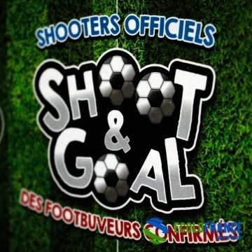 FUNFRANCE - E-Commerce Français : Lot verres à shooter supporter (lot de 6 x 4,5cm) - 8.25€/ht - Lot verres à shooter supporter