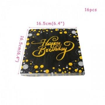 FUNFRANCE - E-Commerce Français : Kit décoration table anniversaire (30, 40, 50 ou 60 ans) - 2.94€/ht - Kit décoration table ann
