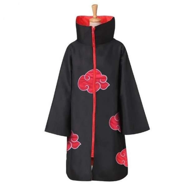 FUNFRANCE - E-Commerce Français : Naruto déguisement Akatsuki manteau - 15.432€/ht - Naruto déguisement Akatsuki manteau Cosplay