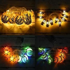 Guirlande 1,5m à LED décoration salle (37 modèles)