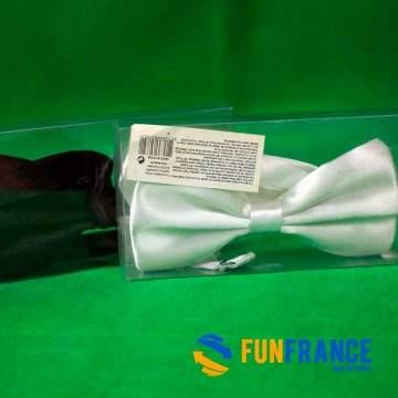 FUNFRANCE - E-Commerce Français : Noeud papillon adulte  (2 couleurs choix) - 2.383333€/ht - Pour les soirées chic, ce noeud pap