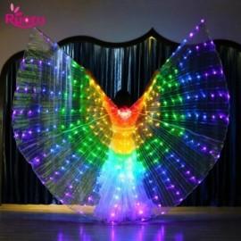 Costume papillon de spectacle à LED