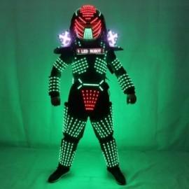 Robot LED complet à LED (4 pièces)