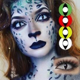 Lentilles de Contact oeil de chat couleur