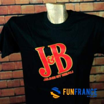 FUNFRANCE - E-Commerce Français : T-shirt humour JEUNE & BEAU - 13.25€/ht - T-shirt haute qualité humour JEUNE & BEAU. Fabri