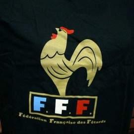 T-SHIRT FFF (Fédération Française des fêtards)