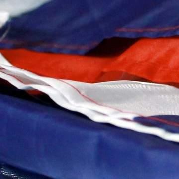 FUNFRANCE - E-Commerce Français : Drapeau FRANCE 90x150cm - 2.4€/ht - Drapeau FRANCE 90x150cm pour supporter ou toute occasion o