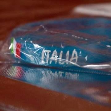 FUNFRANCE - E-Commerce Français : Bracelet silicone ITALIE - 1.071€/ht - Bracelet silicone ITALIE. Impression blanche. Pour homm
