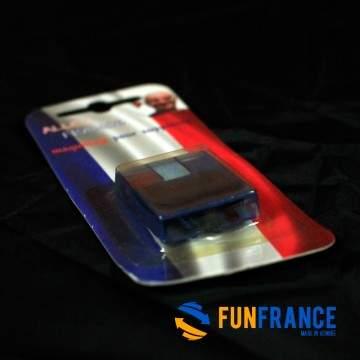 Maquillage stick équipe de France Bleu Blanc Rouge