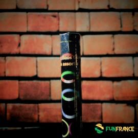 Tube 15 bâtons fluo 5 couleurs
