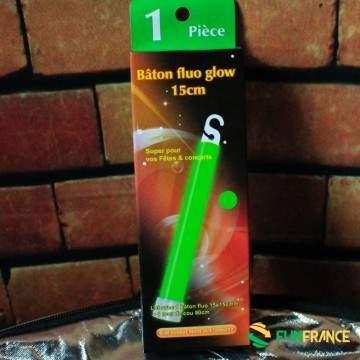 Pendentif fluo à accrocher 15cm