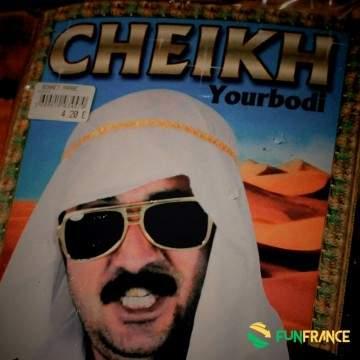 FUNFRANCE - E-Commerce Français : Perruque Cheikh coiffe Yourbodi - 3.5€/ht - Perruque Cheikh coiffe Yourbodi