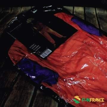 FUNFRANCE - E-Commerce Français : Déguisement costume Sayan - 17.416667€/ht - Déguisement costume Sayan (taille unique). Compren