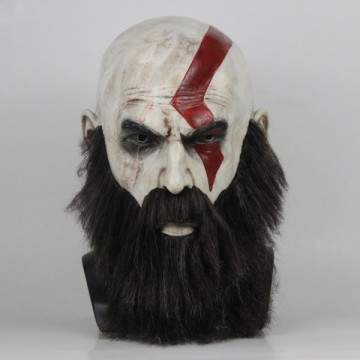 Masque Game God Of War 4 Latex