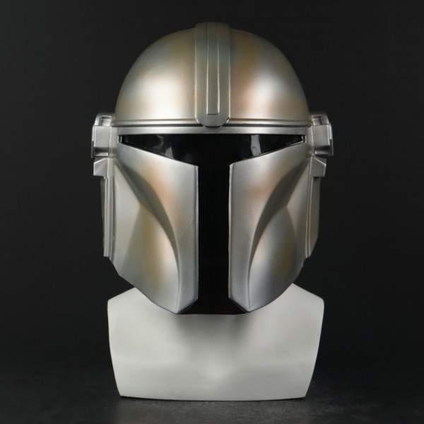 FUNFRANCE - E-Commerce Français : Casque de la guerre de l'espace combat mandalorien en PVC - 44.61€/ht - Magnifique masque en P