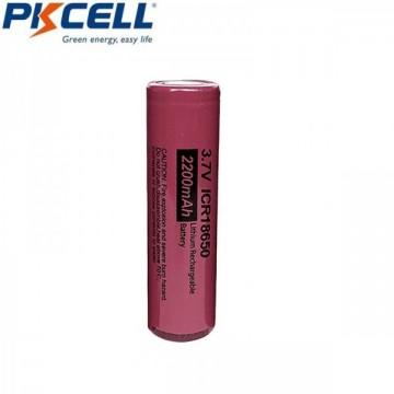 FUNFRANCE - E-Commerce Français : Pack chargeur + 2 batteries 18650 - 2200mAh 3.7v rechargeable - 10.89€/ht - Pack chargeur pour